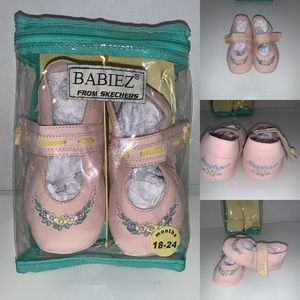 NWT Skechers Babiez shoes baby new